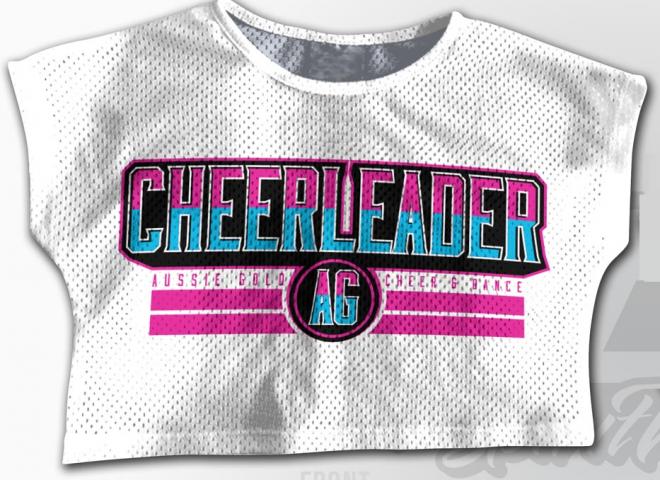 Aussie Gold Cheer & Dance Cheerleader