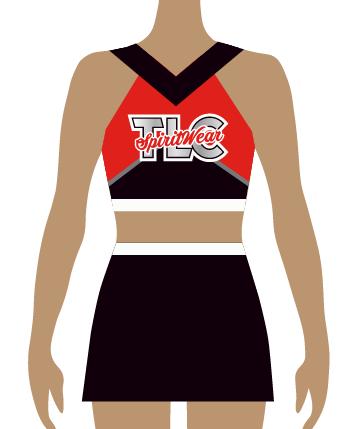 Uni School Cheerleading Uniform