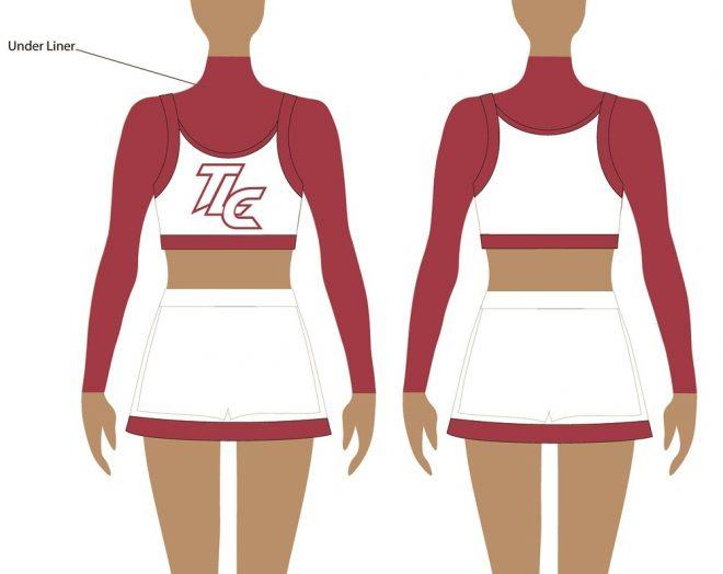 Classic Uni Cheerleading Uniform
