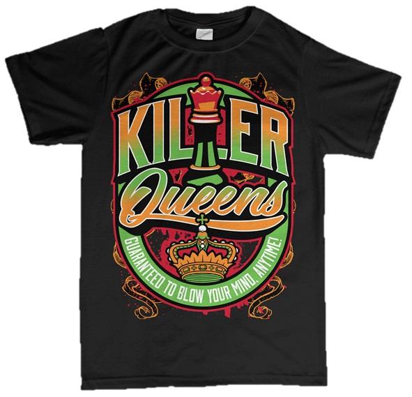 Killer Queens Rebel 4orce Cheerleading