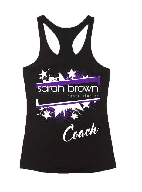 Sarah Brown Dance Studios SInglet