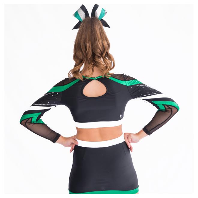 Australian New Zealand Cheerleading Uniforms