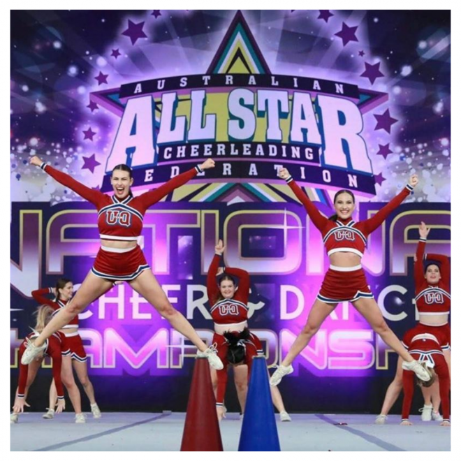 Team UQ Cheerleading