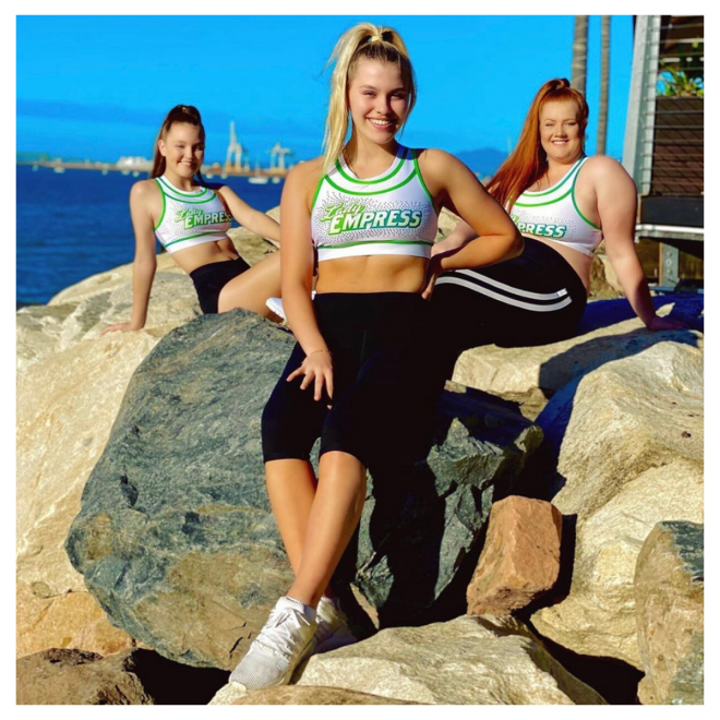 NQ Warriors Cheerleading