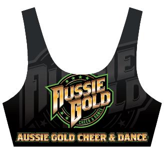 Aussie Gold Cheer & Dance Merchandise