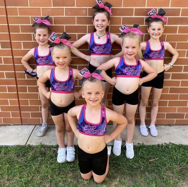 Cheer Starz Cheerleading