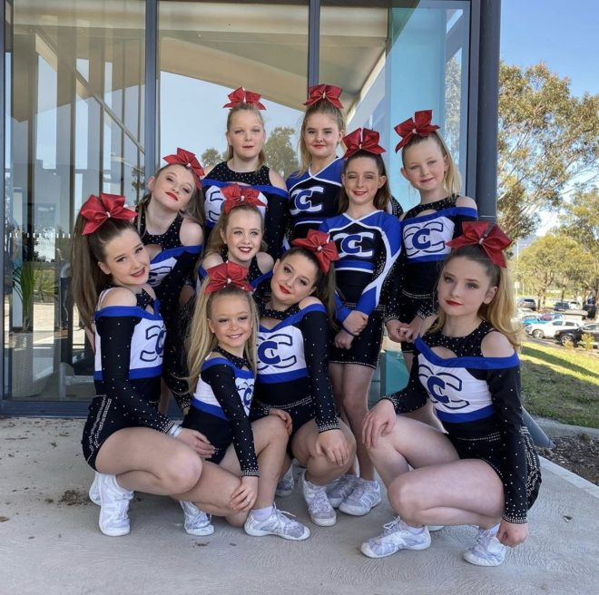 Canberra City Cheer