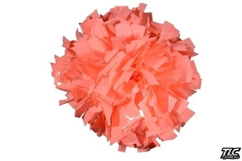 Light Pink Wetlook Cheerleading Pom Pom