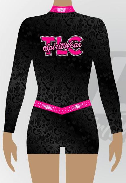 TLC Spirit Wear Cheerleading Uniforms