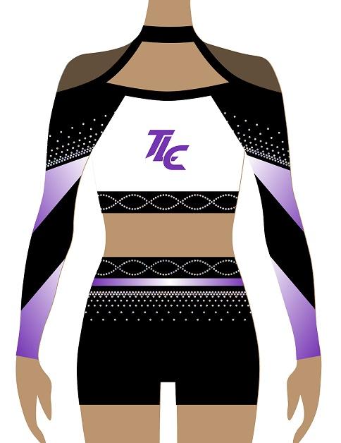 Australian Cheerleading Uniforms