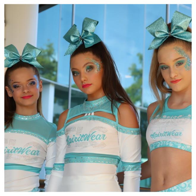 TLC Spirit Wear Australian Cheerleading Uniforms