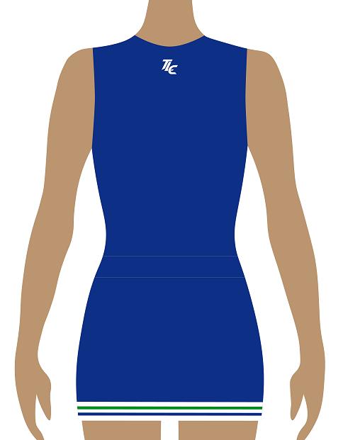 Traditional Cheerleading Uniform