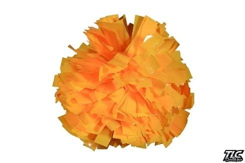 Yellow Wetlook Cheerleading Pom Pom