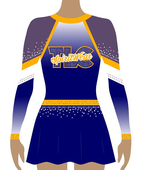 Cheerleading Uniforms Australia