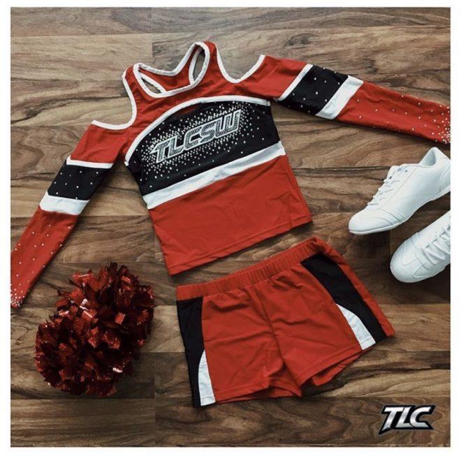 TLC Spirit Wear Lycra Uniforms