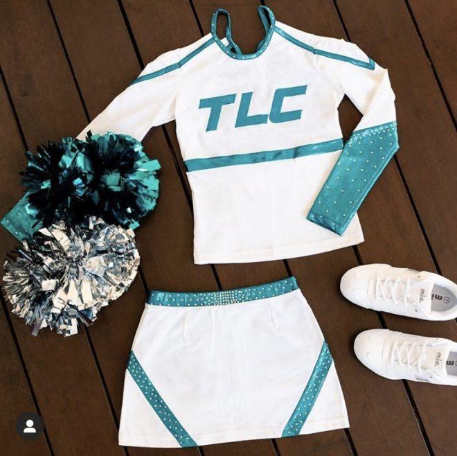 TLC Spirit Wear Custom Cheerleading & Dance Costumes