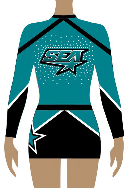 SEA Sublimation Uniform