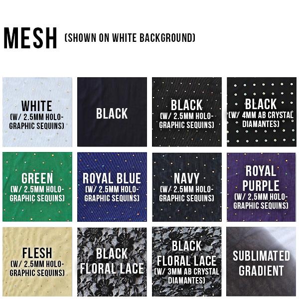 Speciality Fabric Options Cheerleading Uniforms Australia