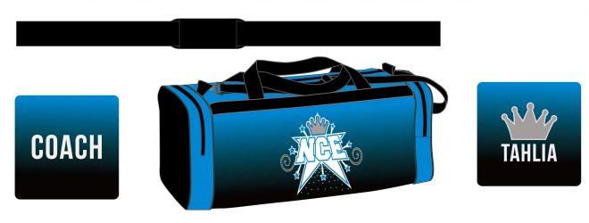 Custom Large Training Bags