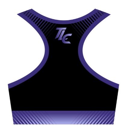 TLC Spirit Wear Cheerleading Uniform