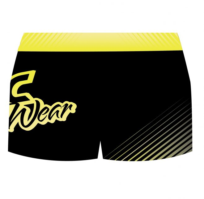 Neon Yellow Cheerleading Training Set