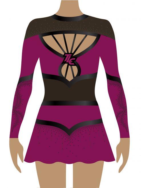 Australian Cheer & Dance Custom Uniforms