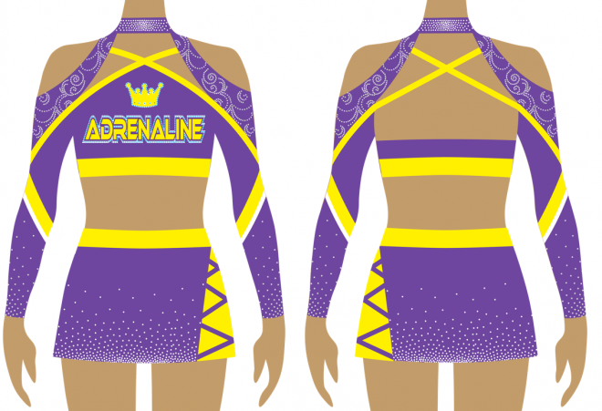 Adrenaline Cheer Elite