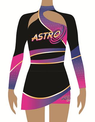 Astro Cheerleading New Zealand