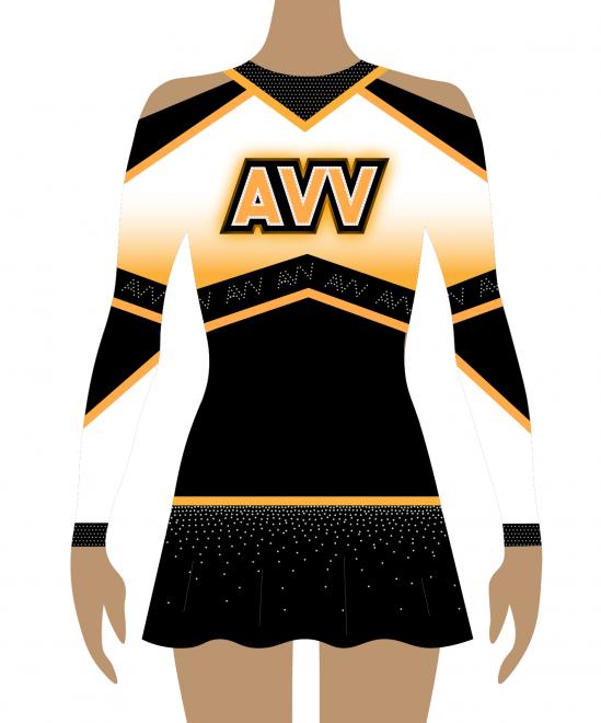 AVV Junior Sublimation Uniform