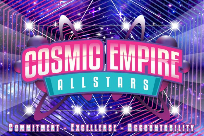 Cosmic Banner