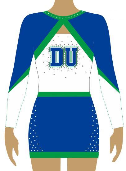 Deakin Cheerleading Victoria