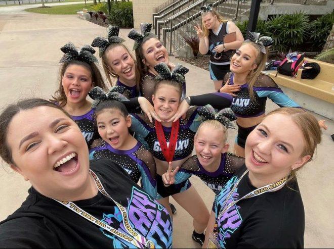 Galaxy Elite Cheerleading